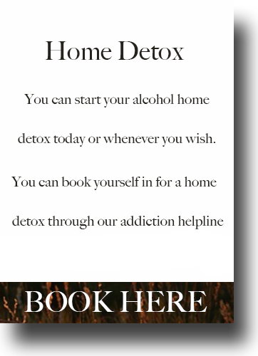 drink and drugs home detox
